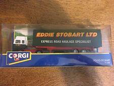 Corgi 91350 Volvo Container Truck - 1992 - Eddie Stobart