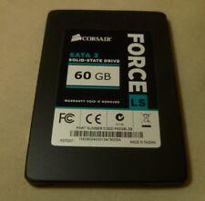 """60GB Corsair Force LS v2 2.5"""" SATA III Solid State Drive / SSD CSSD-F60GBLSB"""