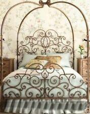 Gold Iron Beds & Mattresses