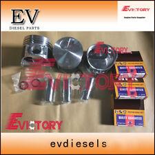 3TNV76 piston+piston ring for Yanmar VIO25 excavator engine overhaul