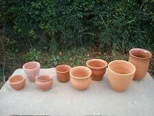 Terracotta Indian Clay Cups - Masala Chai Tea Kulhar, Kulfi, Lassi Pots -Various