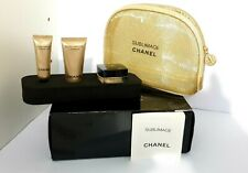 CHANEL SUBLIMAGE Kit Bag + 3 Creams (la CREME + L'ESSENCE  + EYES CREAM