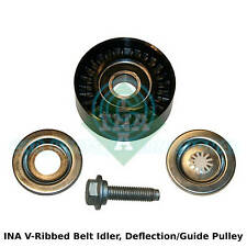 INA V-Ribbed Belt Idler, Deflection/Guide Pulley - 532 0560 10 - OE Quality