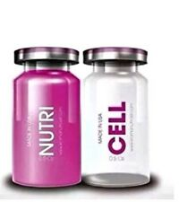 Nutricell for Hair Swiss Serum Stem Cells Argan & Silk Protein 1 Treatment