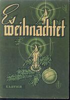 Walter Frickert : Es Weihnachtet - Klavier