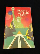 Planet of the Apes Ursus # 1 - Carey Variant -  Boom Studios