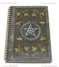 Nemesis Now WICCAN BOOK of SHADOWS Gothic/Wicca/Pagan
