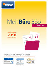 Download-Version WISO Mein Büro 2018 - 365 - Standard