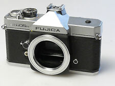 (PRL) FUJICA ST 605 BODY 35 mm SLR SPARE PARTS FOTORIPARATORE REPAIR REPARATION