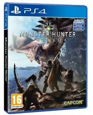 Monster Hunter World - PS4 Playstation 4 Spiel - NEU OVP