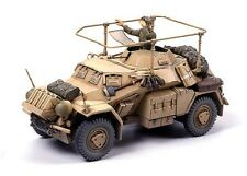 TAMIYA - 1:35 Scale Plastic Model Kit - German Armored Car SdKfz. 223 - 35268