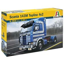 Italeri 1/24 Scania Topline 143M 4x2 Plastic Model Kit 3910 ITA3910