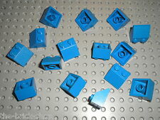 15 x LEGO blue Slope Brick 3039 / Set 565 367 3739 113 258 560 4997 733 4425 ...