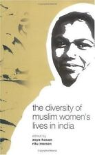 The Diversity of Muslim Women's Lives in India (Hardback or Cased Book)