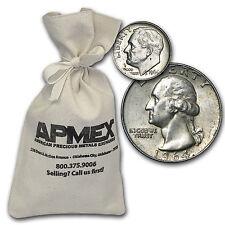 90% Silver Coins - $250 Face-Value Bag