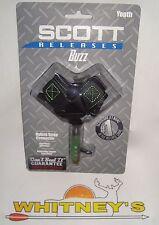 Scott Archery BUZZ- GREEN Release - 3021SBS-LG