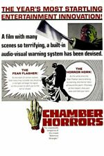 16mm CHAMBER OF HORRORS (1966).  Beautiful LPP color horror feature film rarity!