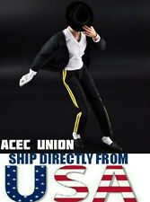 1/6 Michael Jackson Break Dance Clothes Moonwalk Suit For Hot Toys U.S.A. SELLER