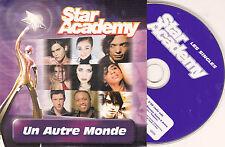 CD CARDSLEEVE STAR ACADEMY UN AUTRE MONDE (TELEPHONE) 1T COLLECTOR (LEROY/DAUMAS