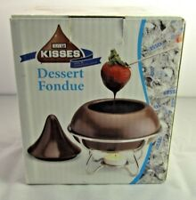 Hershey's Kisses Chocolate Dessert Fondue - New (Entertaining, Holidays)