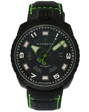 Bomberg Bolt-68 PVD Coated Stainless Steel  Automatic Date Men's Watch