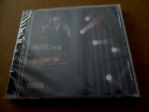 Eminem Music To Be Murdered By Side B Deluxe CD Limited Edition Alternate Art