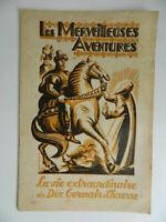 les merveilleuses aventures La Vie extraordinaire du Duc Germain d'Auxerre 1948