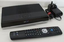 HUMAX DTR-T2100 G4 500GB YOUVIEW TWIN TUNER SMART HD RECORDER WITH REMOTE LEADS