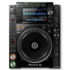 PIONEER CDJ-2000NXS2 NEXUS 2 BLACK CD PLAYER PROFESSIONALE PER DJ NERO *GAR ITAL