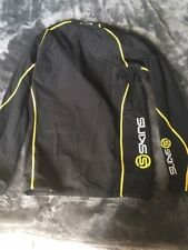 SKINS A200 mens compression top black and yellow Size XL