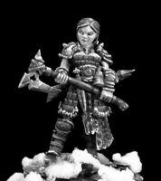 1 x HANEI GUERRIERE - DARK HEAVEN LEGENDS REAPER miniature rpg d&d warrior 4010