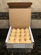 Partylite Box Of 16 Votive Candles - Please Read Description