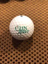 Logo Golf Ball-Glen Abbey Golf Club.Florida