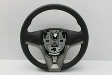 OEM 2012-2017 Chevy Sonic Steering Wheel Vinyl Black WITHOUT Control Buttons