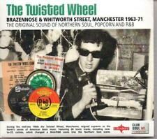 CLUB SOUL - TWISTED WHEEL 1963-71 Various NEW & SEALED NORTHERN SOUL CD (CHARLY)