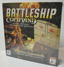 Battleship Command Game Disney Pirates of the Caribbean Dead Man's Chest NEW