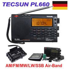 Weltempfänger TECSUN PL660 AIR/SSB/PLL DUAL CONVER/MULTI BAND RADIO