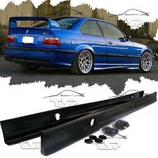 SIDE SKIRT ABS FOR BMW E36 SERIES 3 SPOILER BODY KIT M3 COUPE SALOON CABRIO