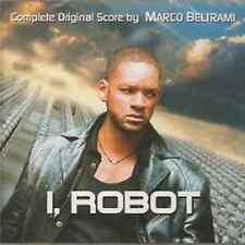 "Marco Beltrami:  ""I, Robot""   (Soundtrack Score-CD)"