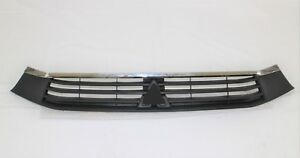 replacement for 2016 - 17 Outlander Sport RVR  front bumper cover upper  grille