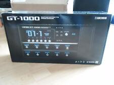 Boss Roland GT 1000 Pedaliera Multieffetto professionale x Chitarra elettrica