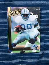 1991 Action Packed Barry Sanders Card #78