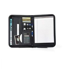 Wall Street Calculator Padfolio executive business accountant bookeeper new hire