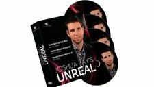 Unreal by Joshua Jay and Luis De Matos - DVD - Magic Tricks
