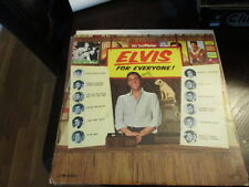 Elvis For Everyone on  LP