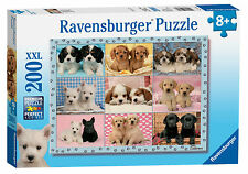 Perfectos Cachorros Xxl 200 Piezas Ravensburger Rompecabezas