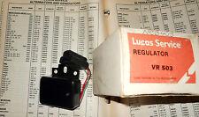Lucas Alternator Regulator VR503.  Mercedes 600, 1965-1969 230S, SE, SL---->