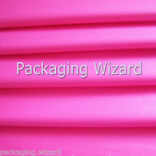 30 Large Sheets Luxury Tissue Paper ~ Hot Pink ~ 18gms Acid Free ~ 500mm x 700mm