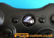 CUSTOM XBOX 360 * Halo 4 * LOGO Guida, pulsante
