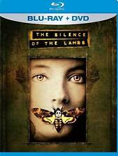 The Silence of the Lambs (Blu-ray disc only) Horror Halloween Serial Killer